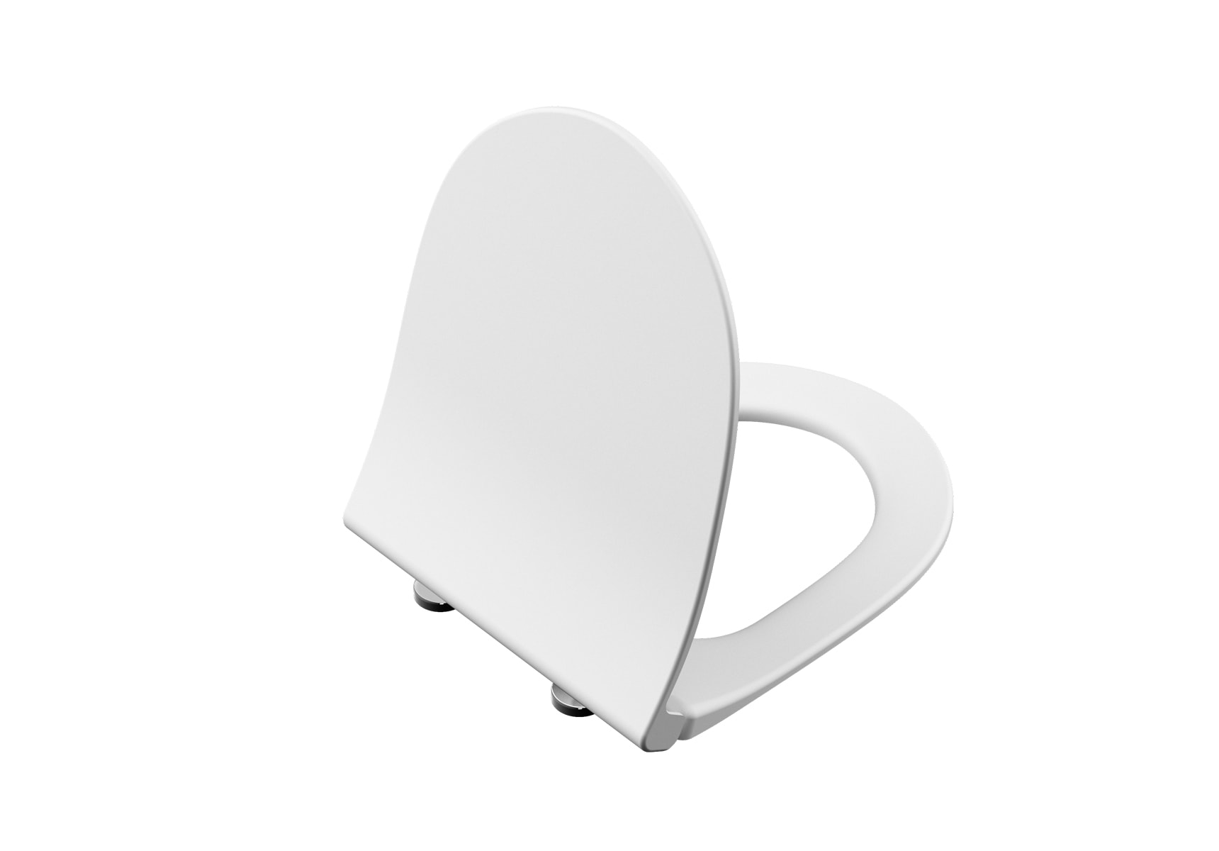 Universal WC Seat-Round Form, Soft Closing