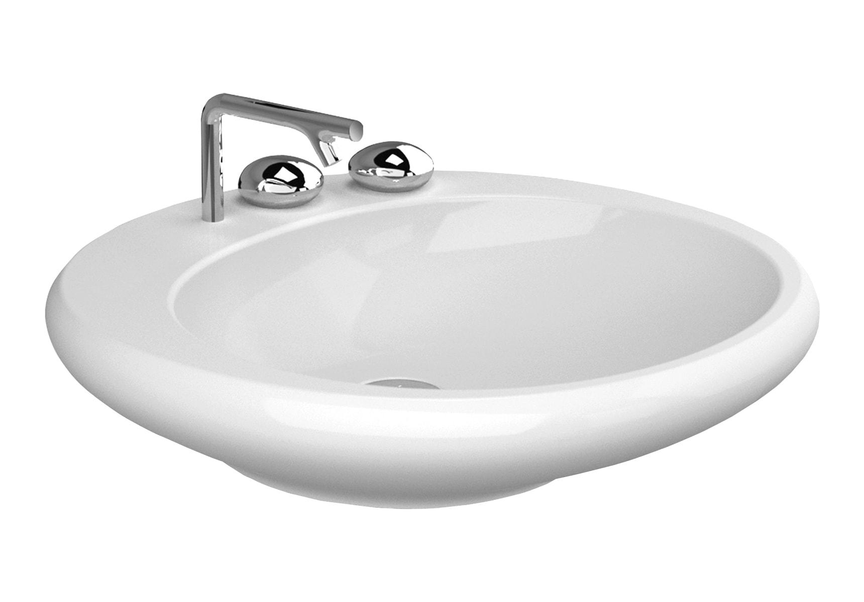 Istanbul Bowl Basin 60cm