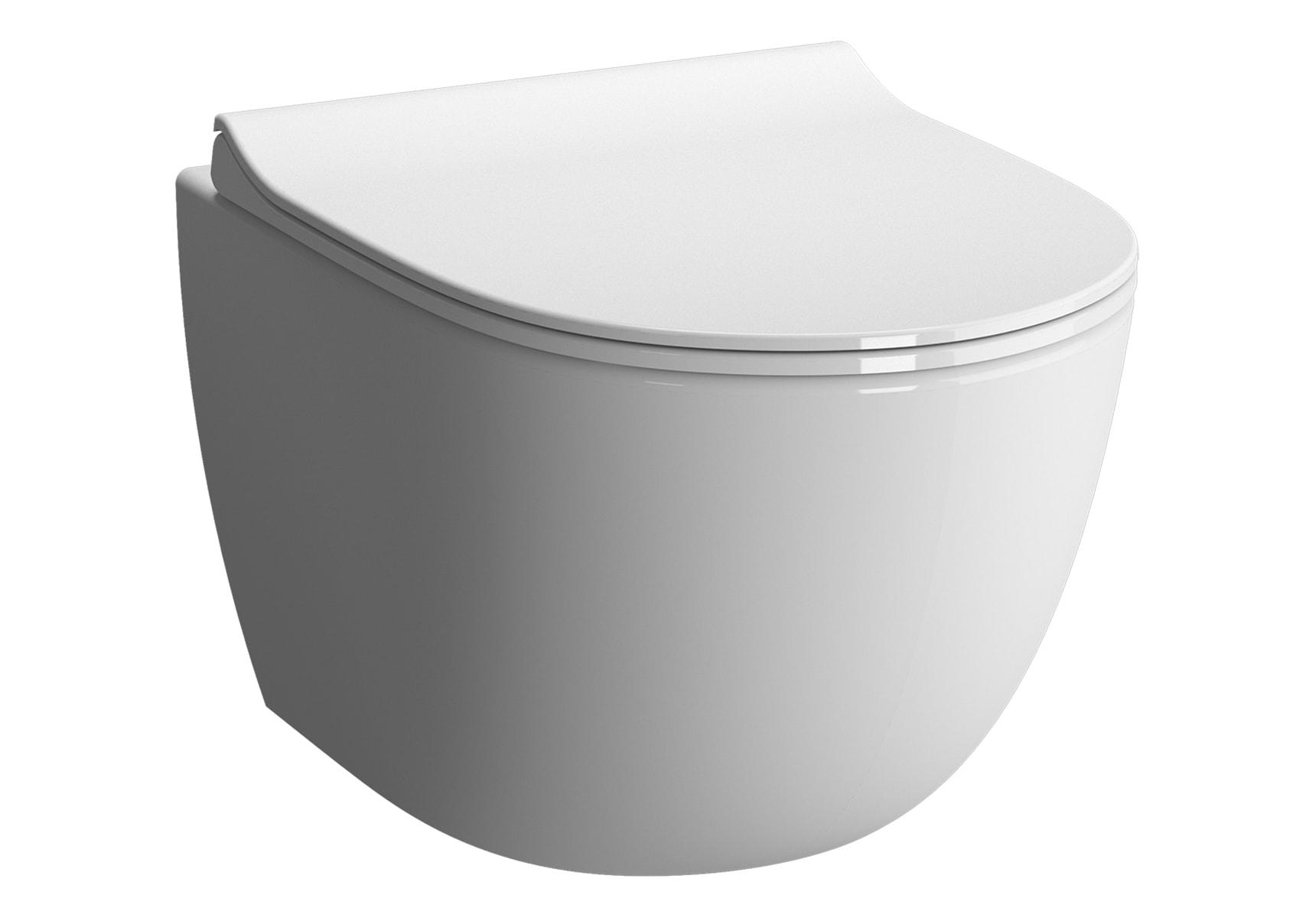 Sento Short Wall-Hung Wc Pan