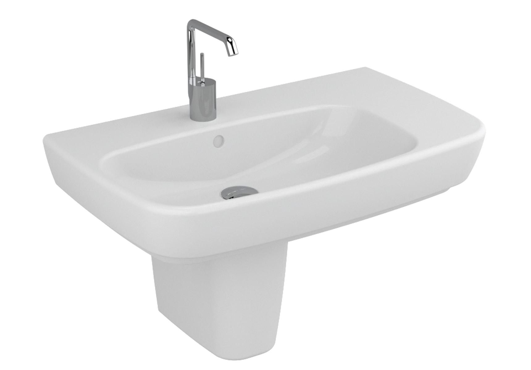 Shift Asymmetric Basin, 75x45cm