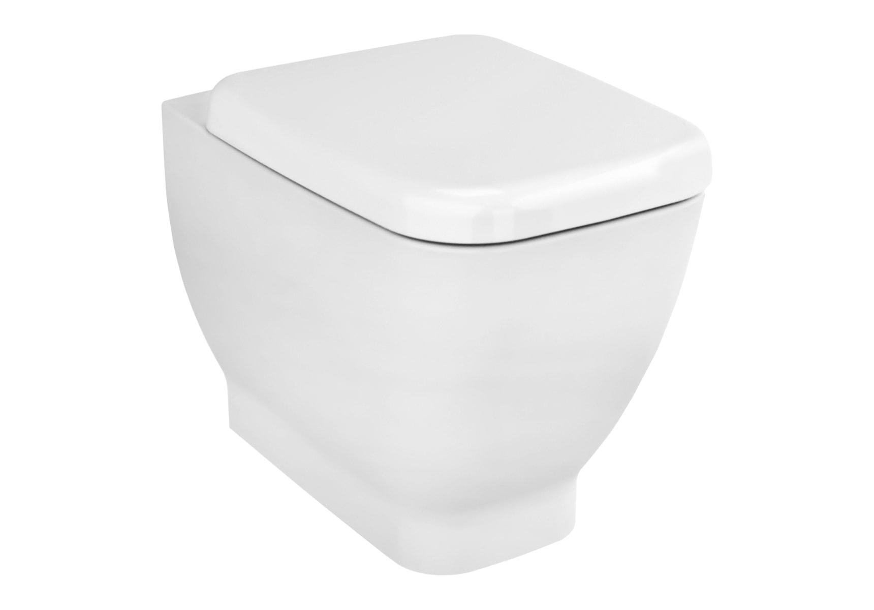 Shift Floor Mounted Single WC Pan