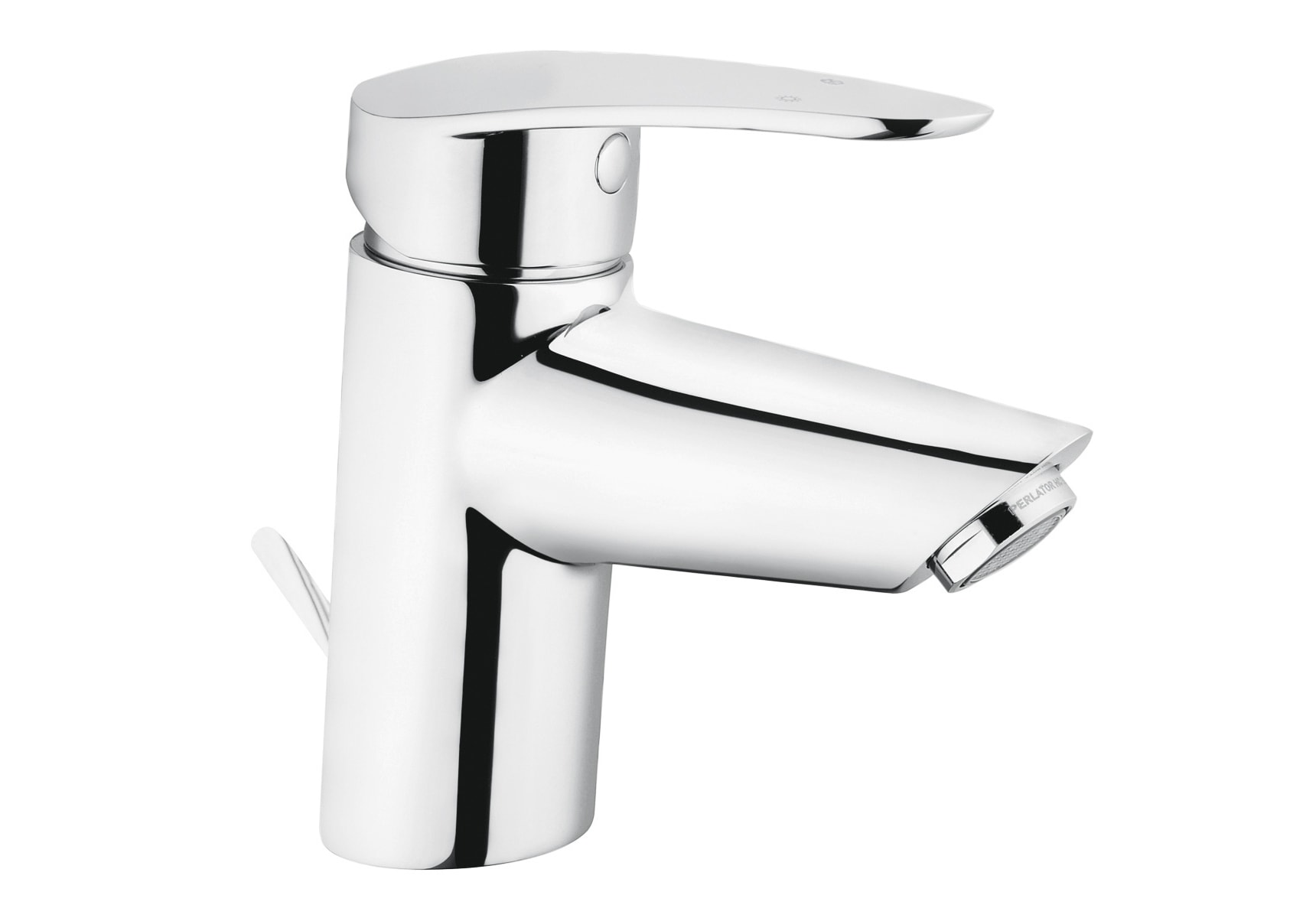 Dynamic S Basin Mixer (with Pop-Up)
