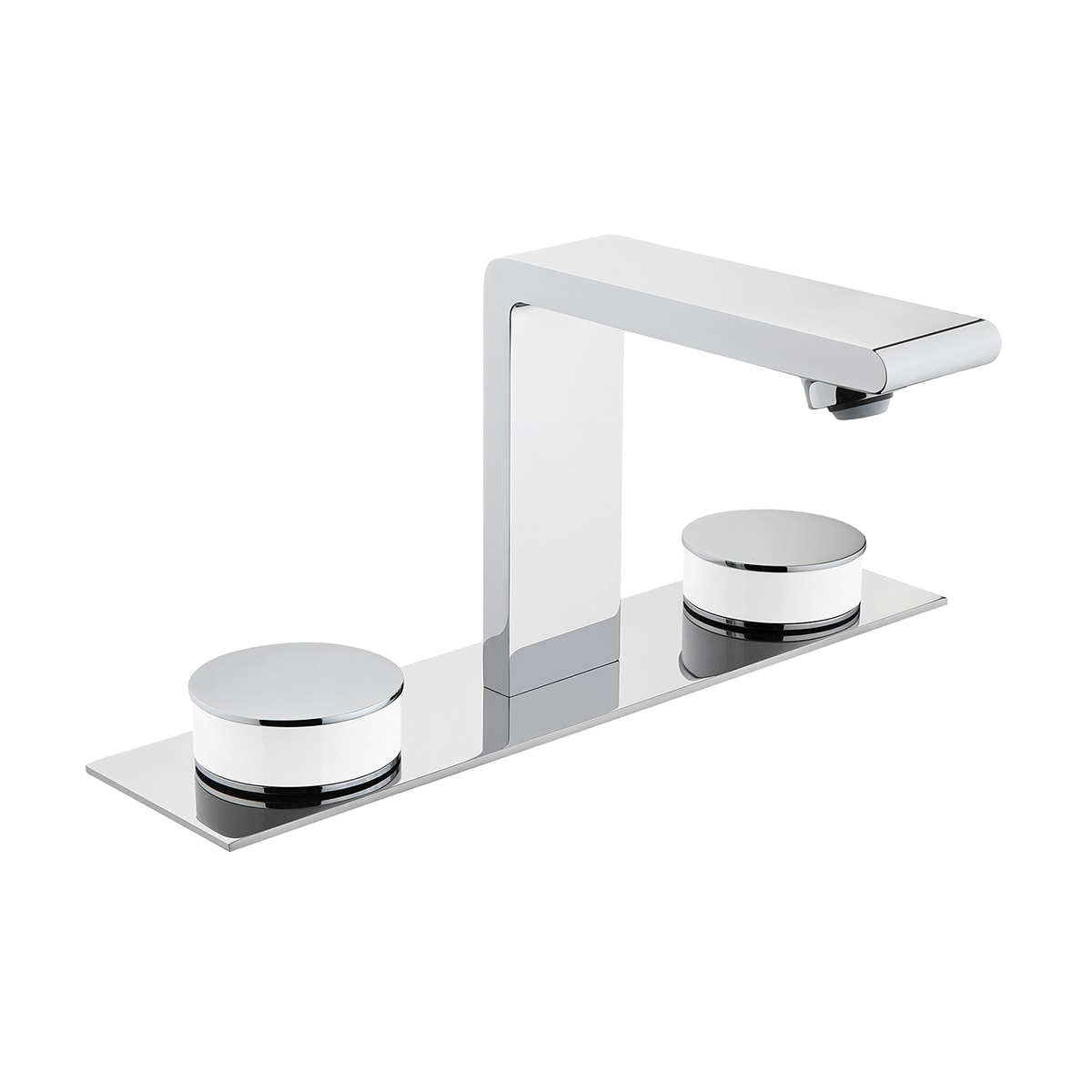 Memoria Basin Mixer (For 3-Hole Basins)