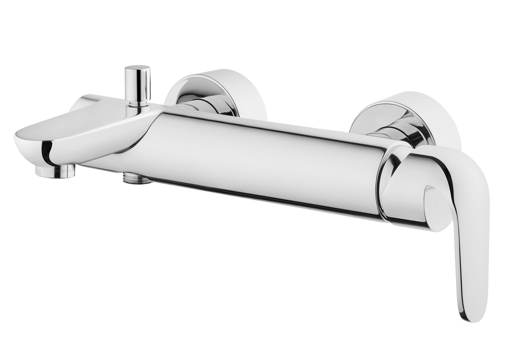 Style X Bath/Shower Mixer, Chrome