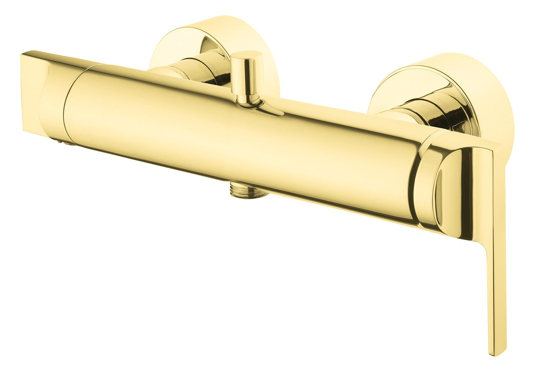 Suit Bath/Shower Mixer, Gold