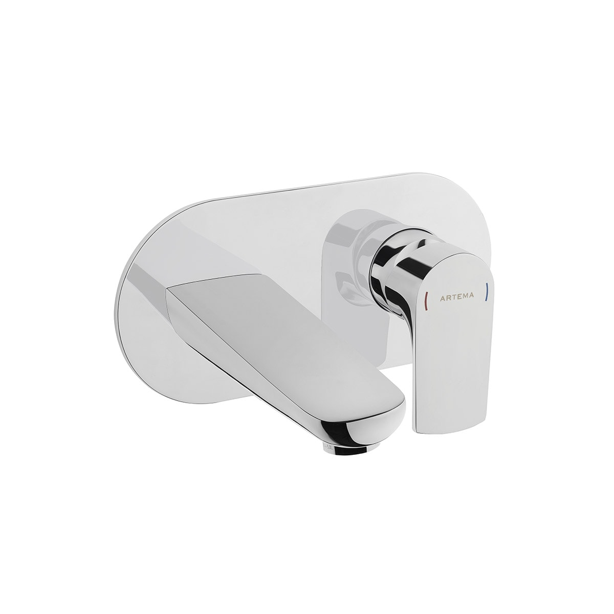 Sento Built-in Basin Mixer (exposed part)