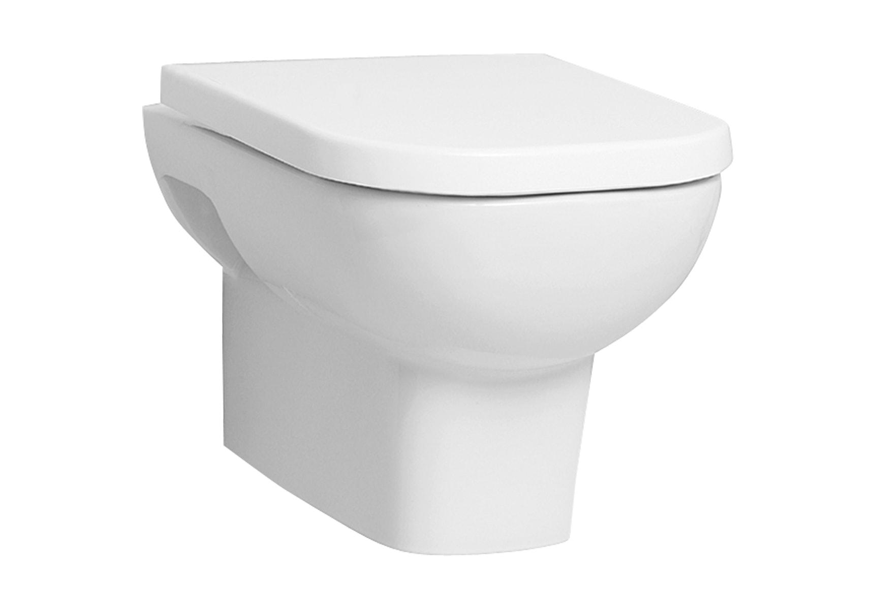 Retro Wall-Hung WC Pan