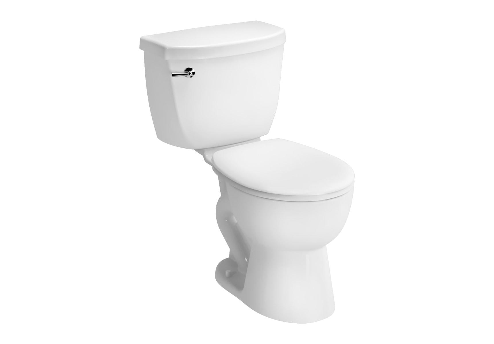 Arkitekt Evergreen Syphonic WC Pan, Round