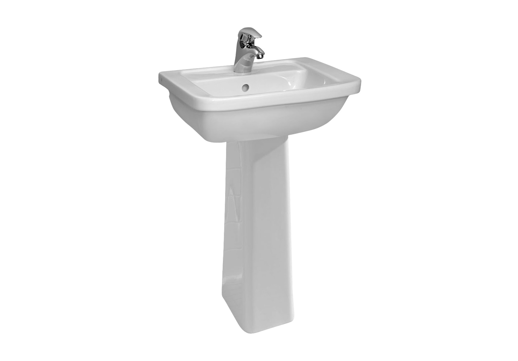 Form 300 WashBasin, 55cm