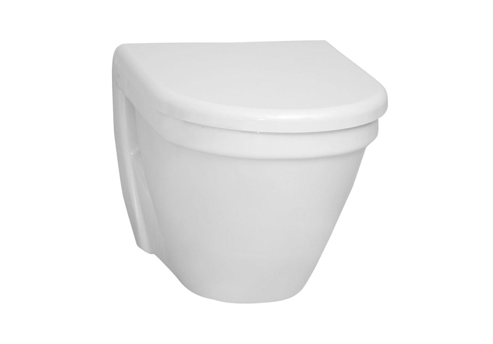 S50 Wall-Hung WC Pan