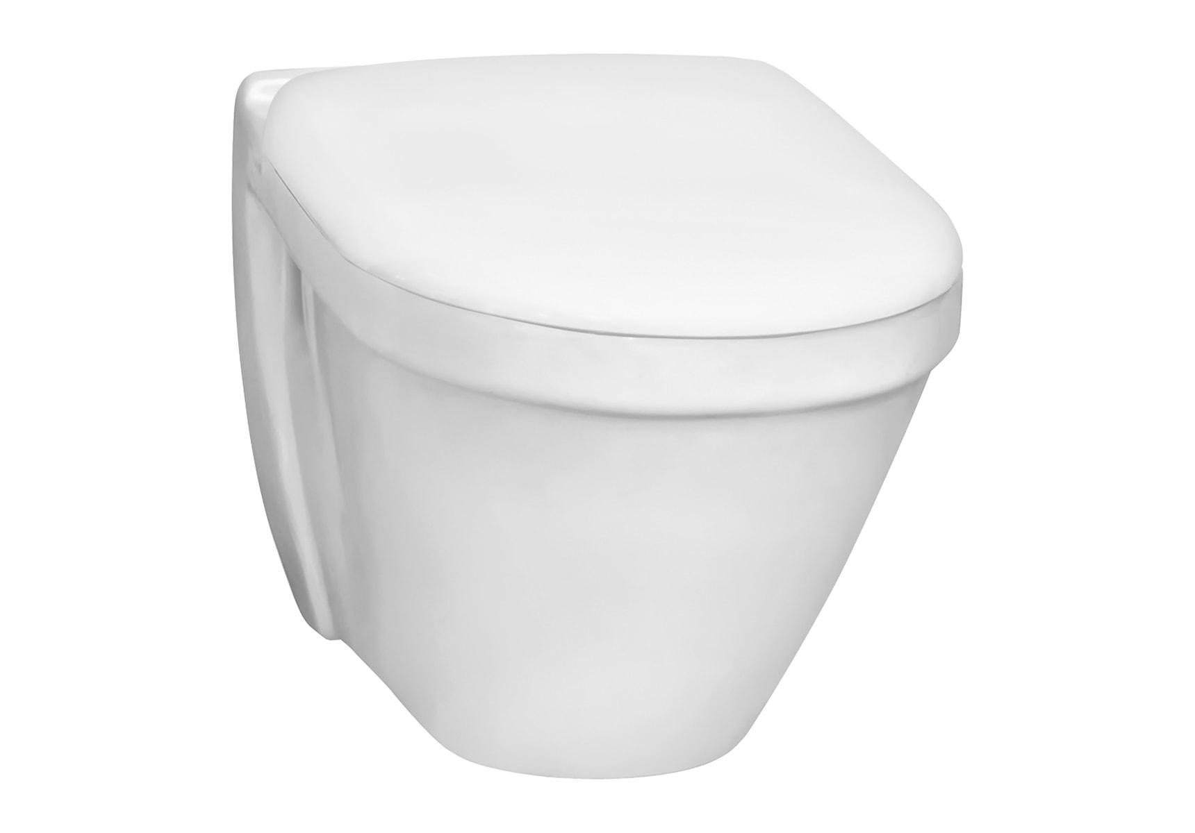S50 Compact Wall-Hung WC Pan – Short