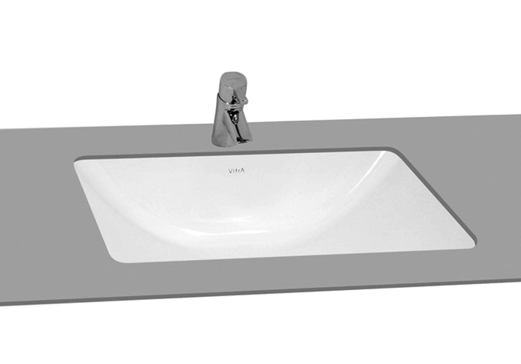 S50 Undercounter Basin, 48cm