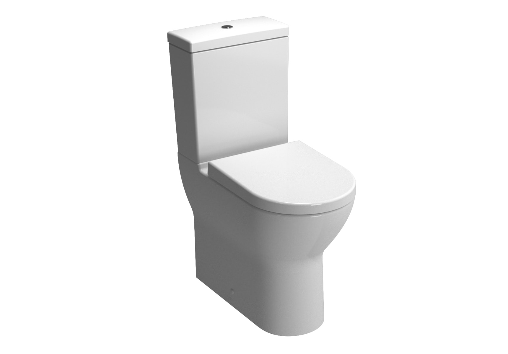 S50 Close-Coupled WC Pan