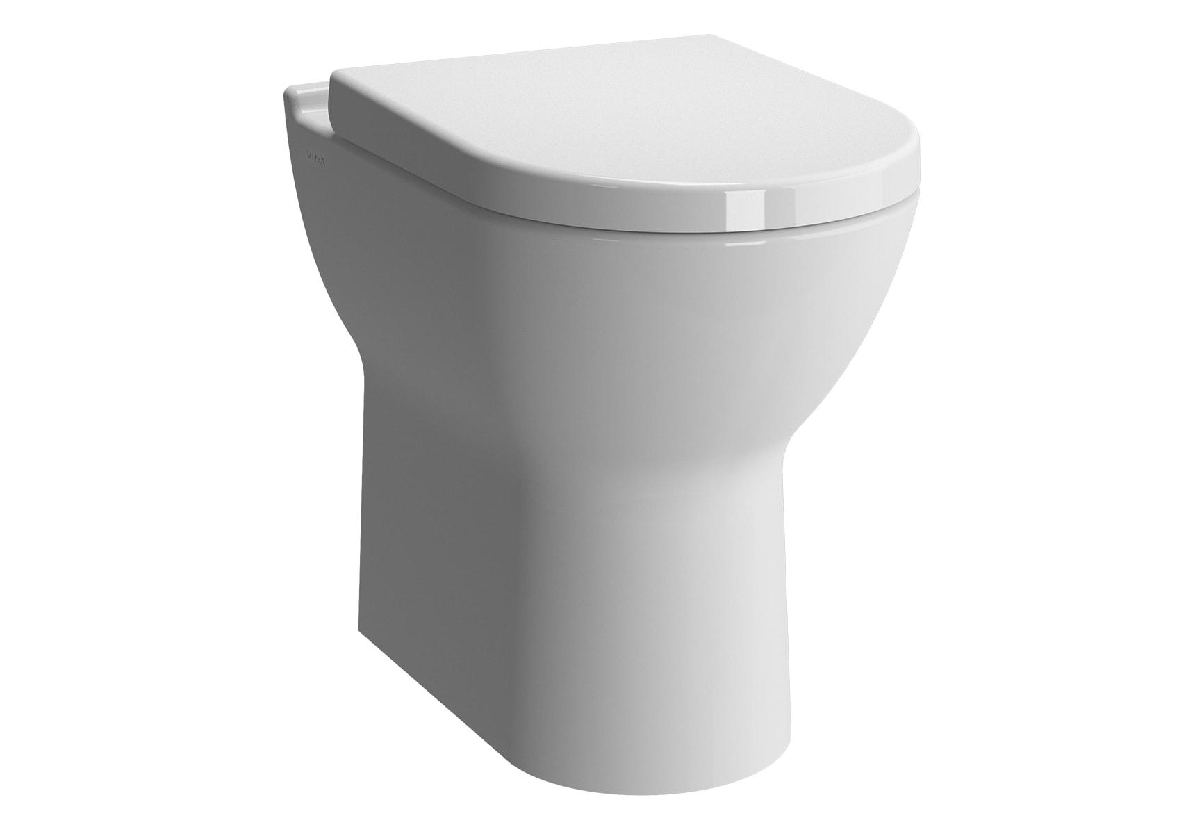 S50 High Single WC Pan