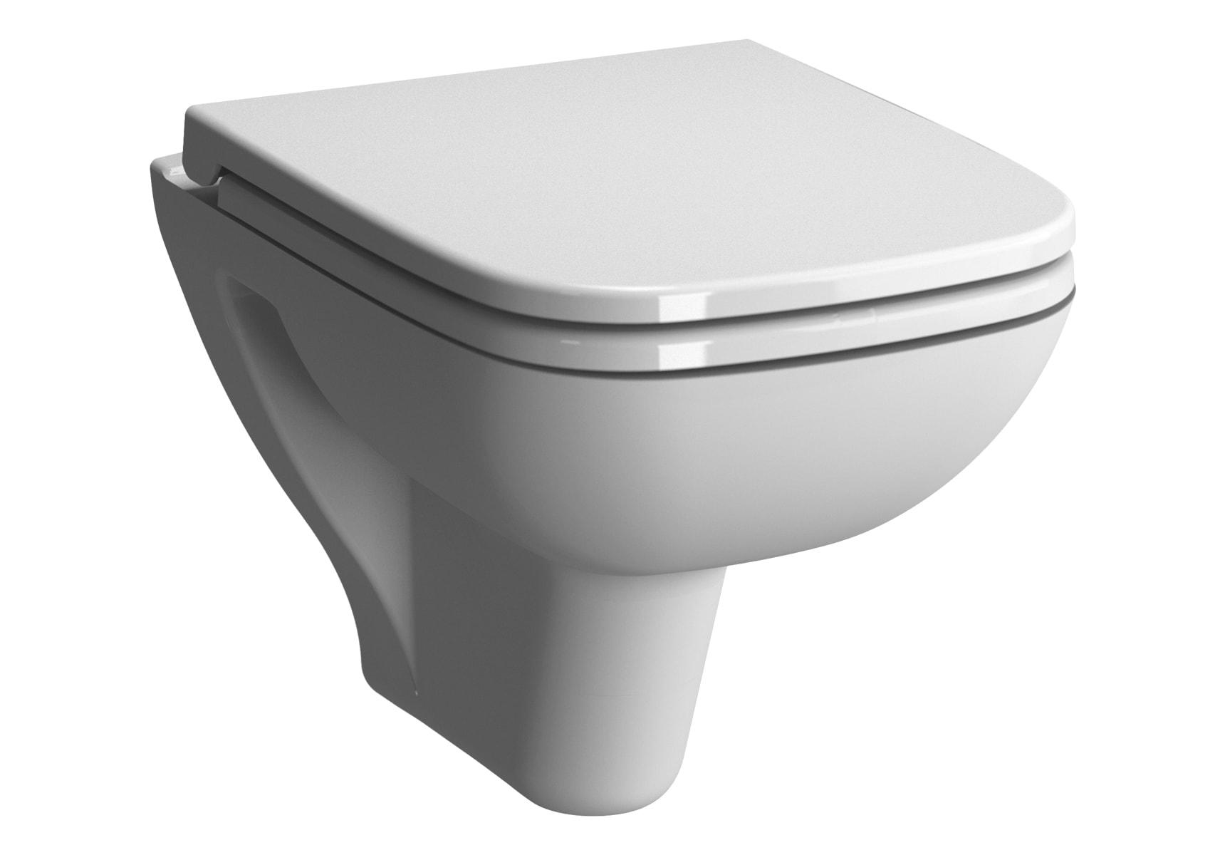 S20 Wall-Hung WC Pan, 48cm