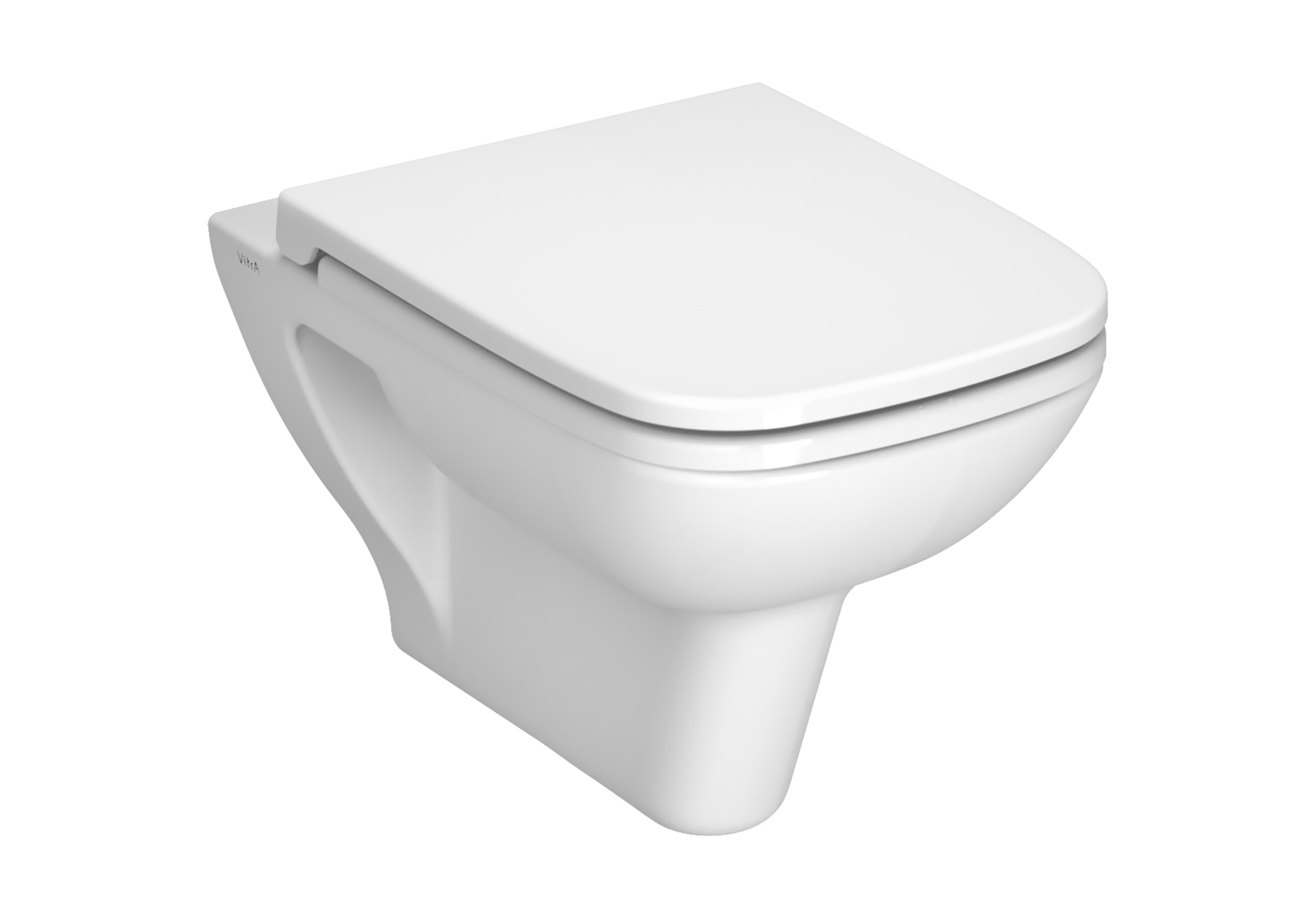 S20 Wall-Hung WC Pan, 52cm
