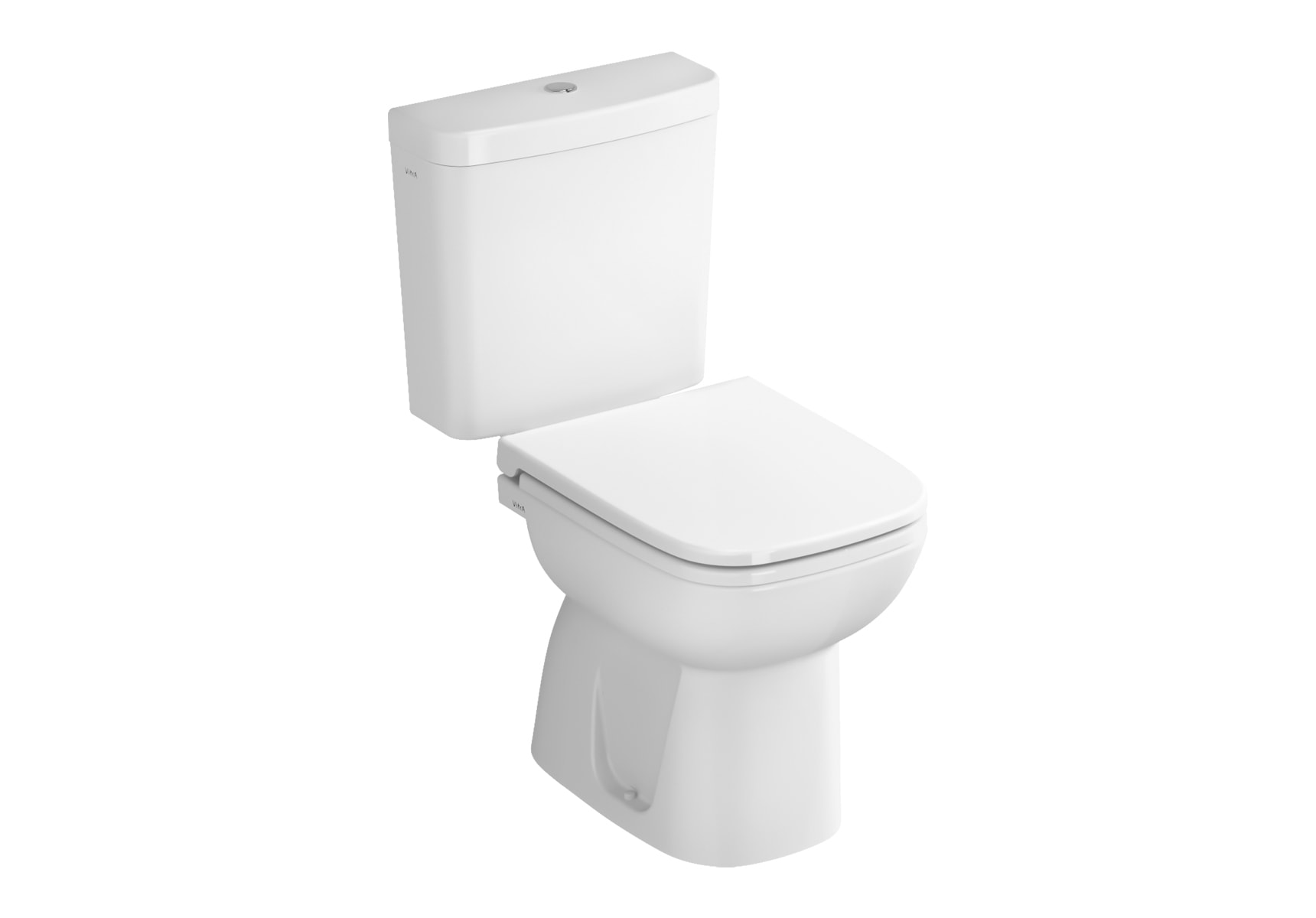 S20 Close-Coupled WC Pan Bottom Outlet