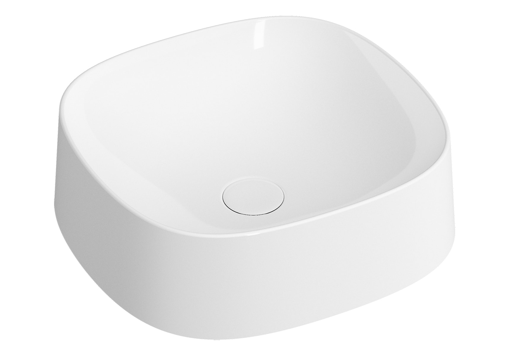 Square Bowl Sink, 40 cm