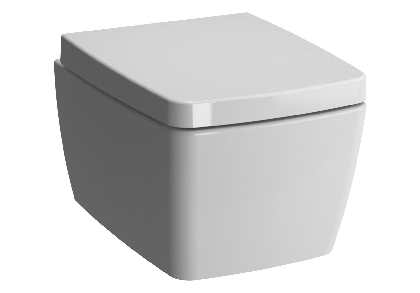 Metropole Wall-Hung WC Pan, 48 cm