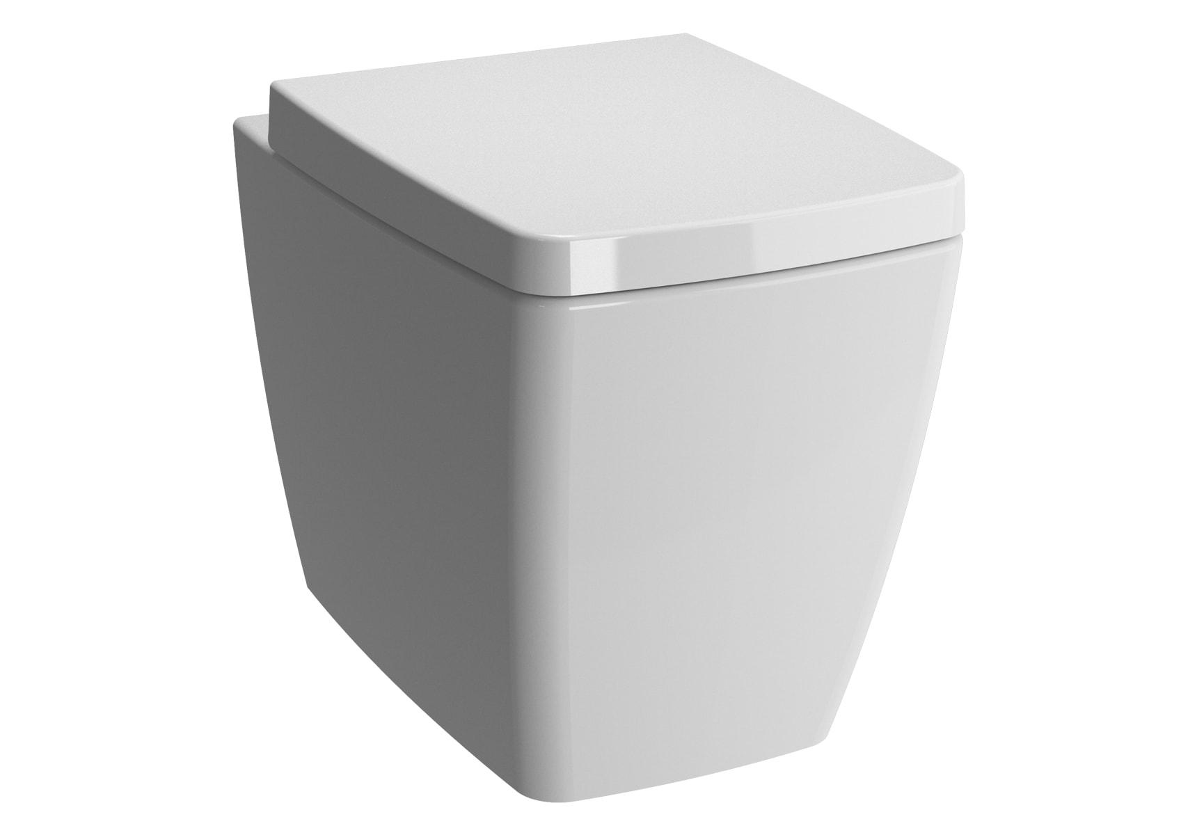 Metropole Single WC Pan