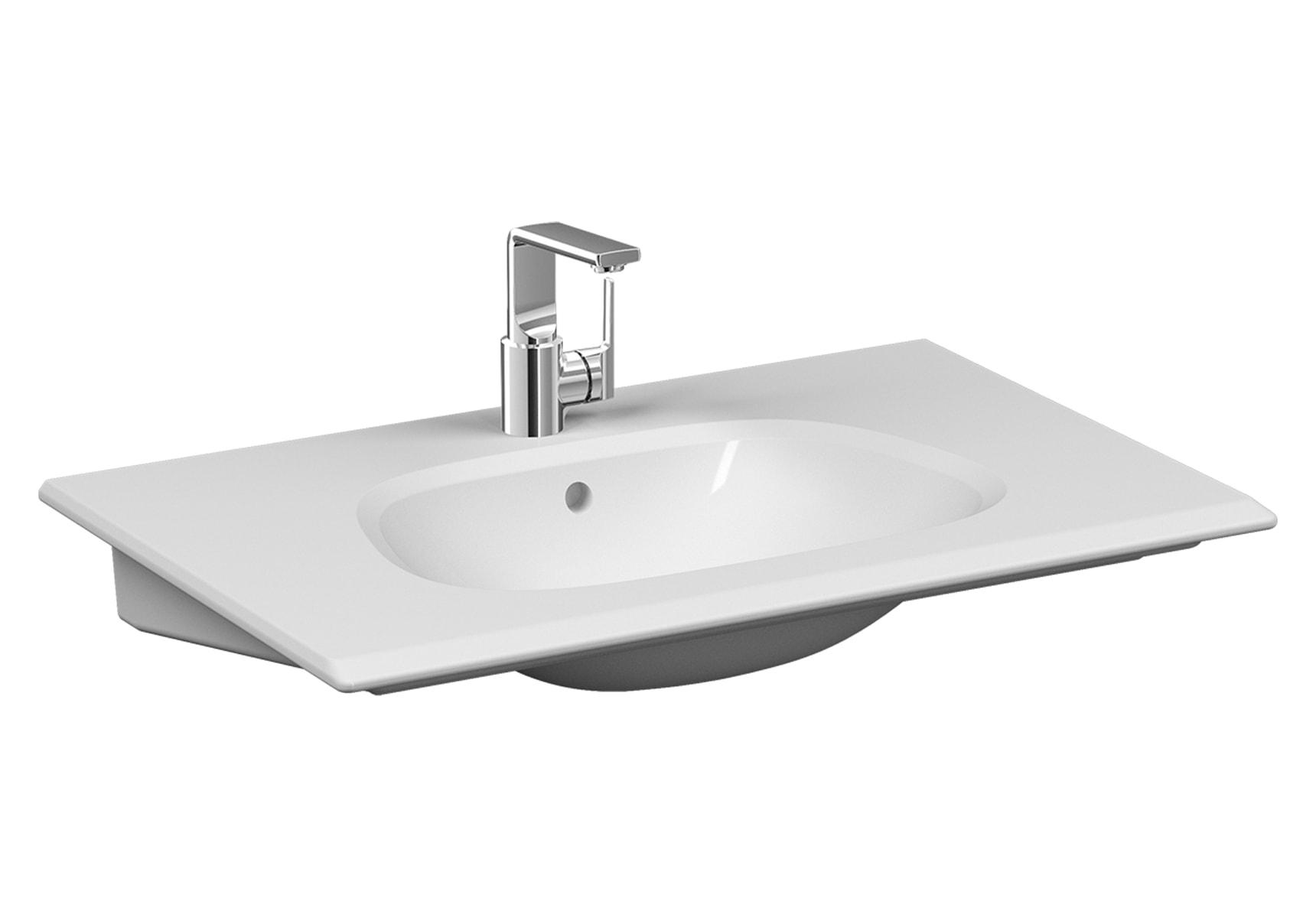 Frame Vanity Basin, 80cm