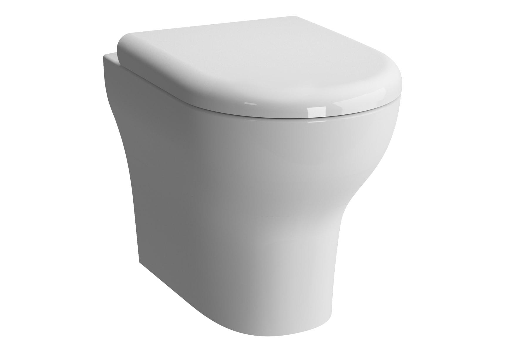 Zentrum Single WC Pan