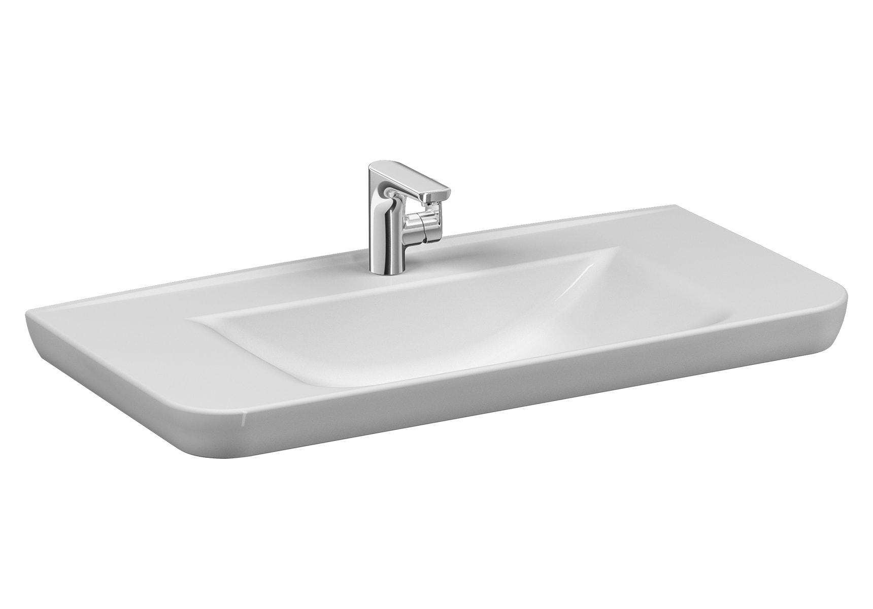 Sento Vanity Basin, 100cm