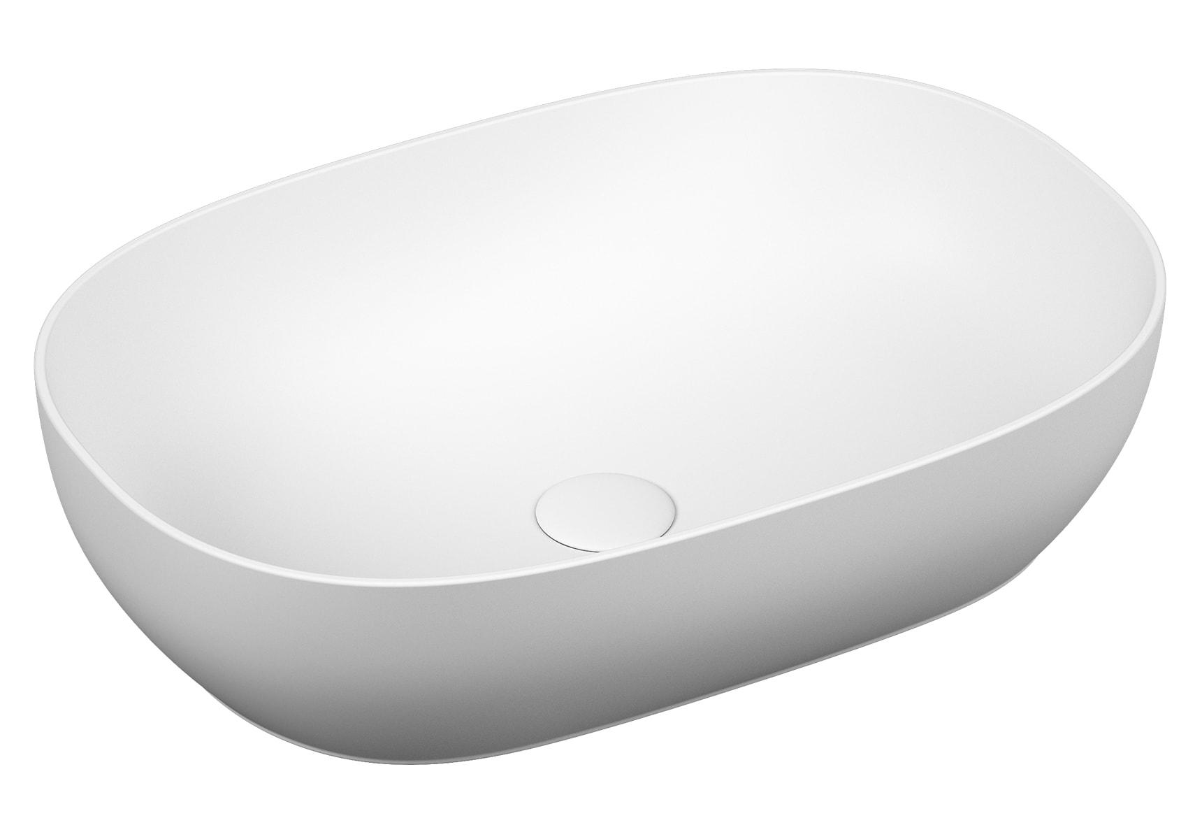 Outline Oval Bowl Washbasin