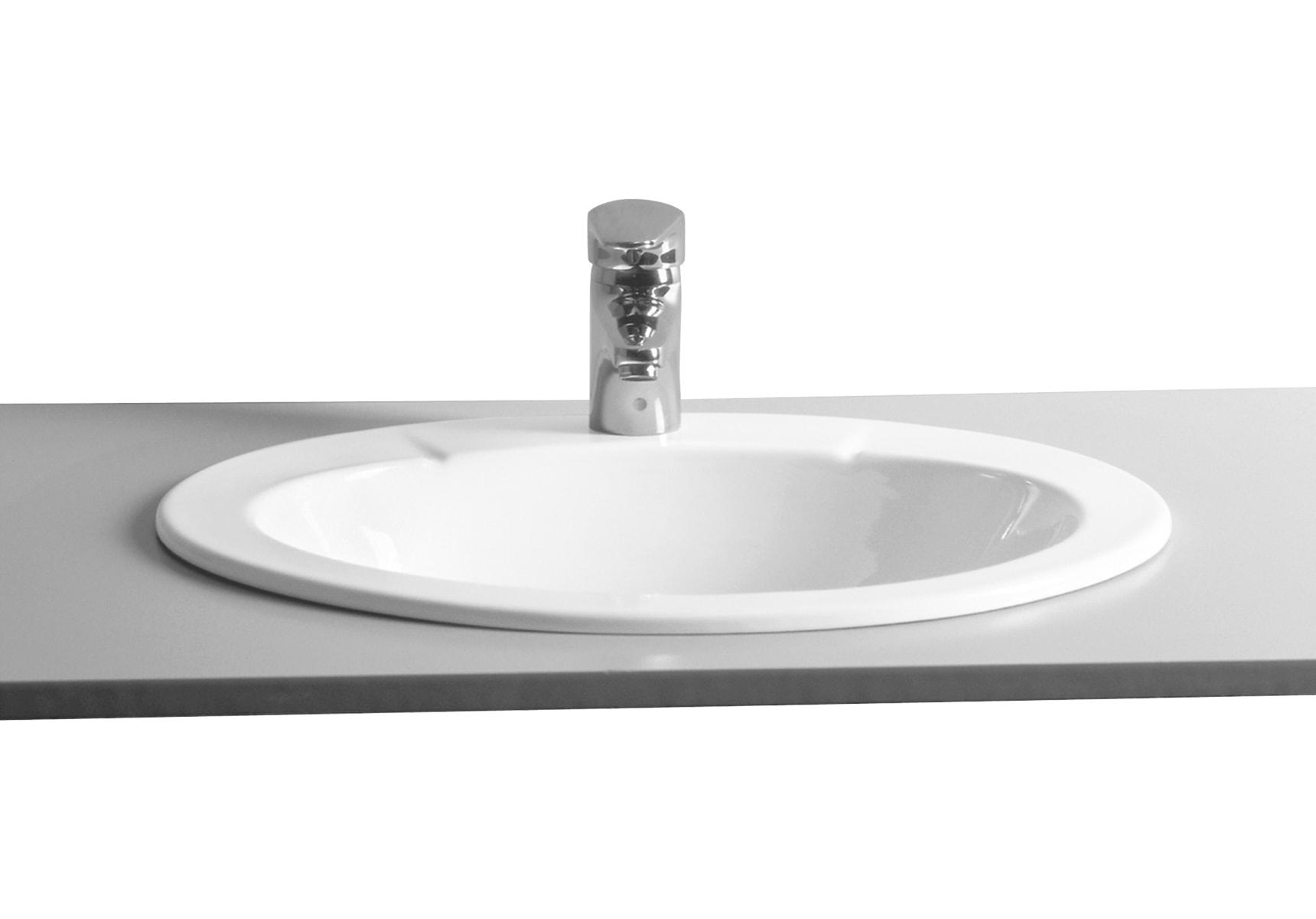 Arkitekt Countertop Basin, 60cm