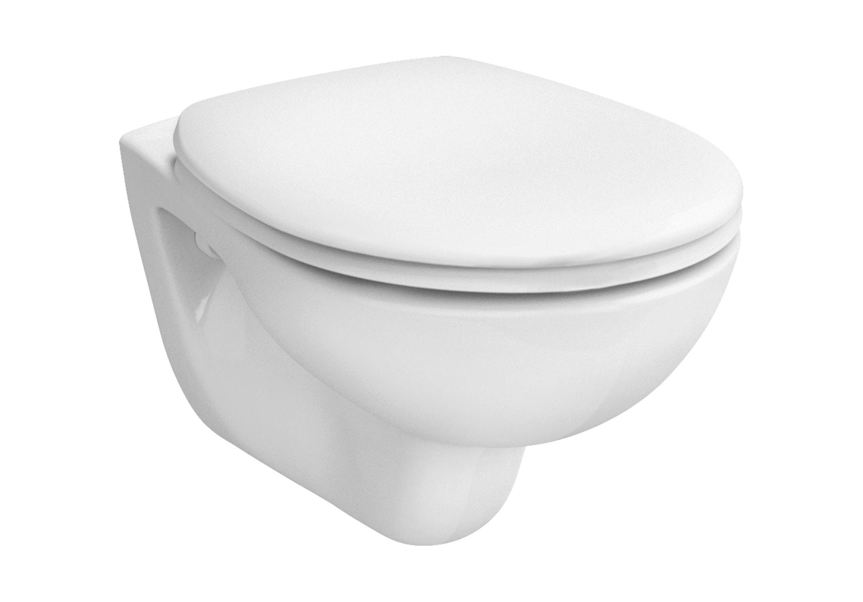 Arkitekt Wall-Hung WC Pan Long