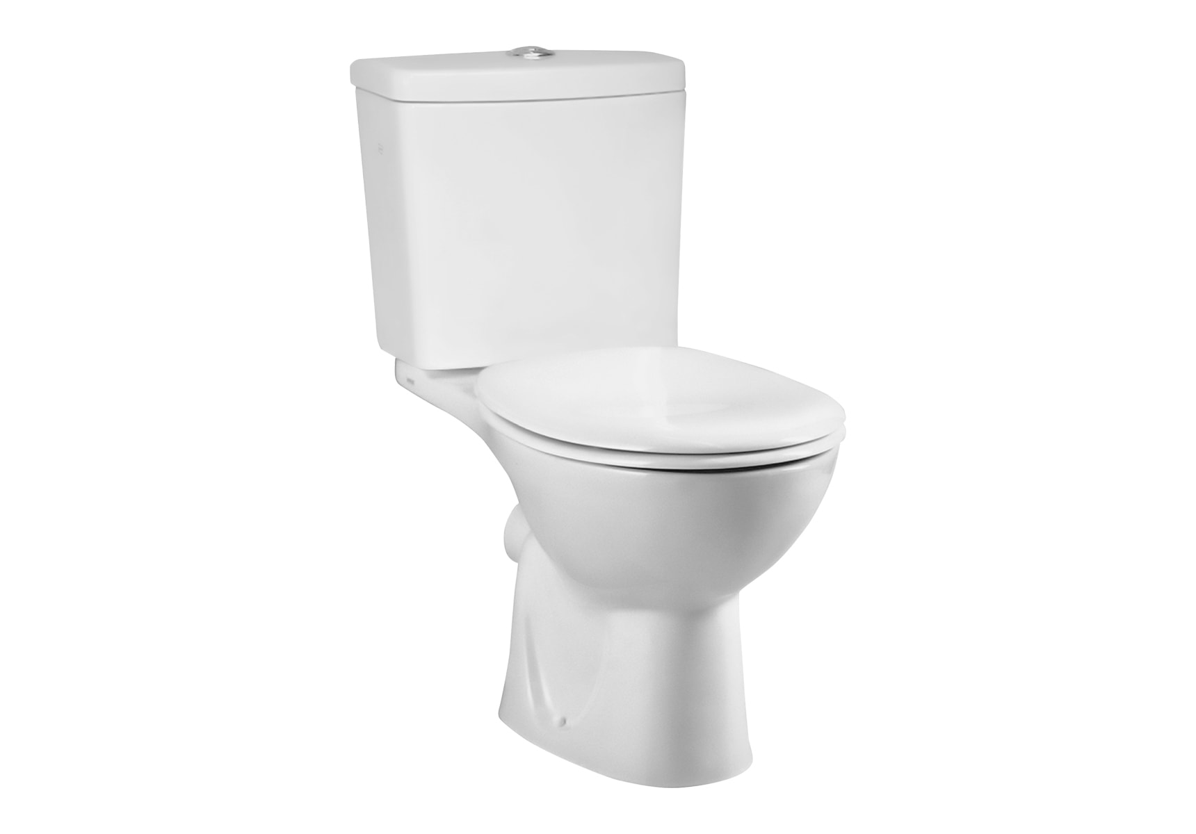 Arkitekt Close-Coupled WC Pan, Back Outlet