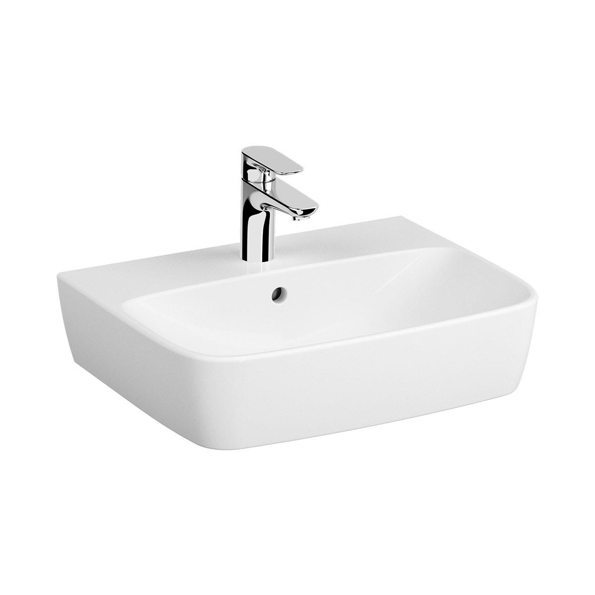 Washbasin, 55 cm