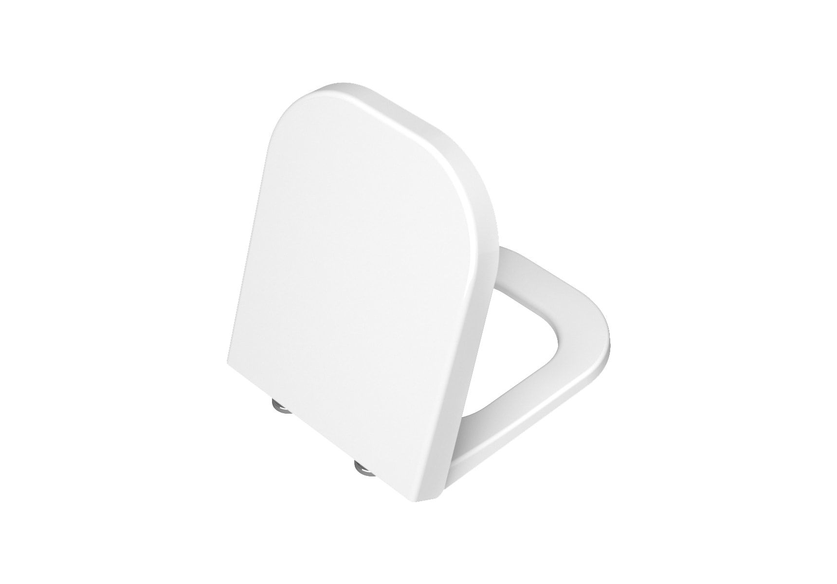WC-Seat, Soft Closing, Quick Release