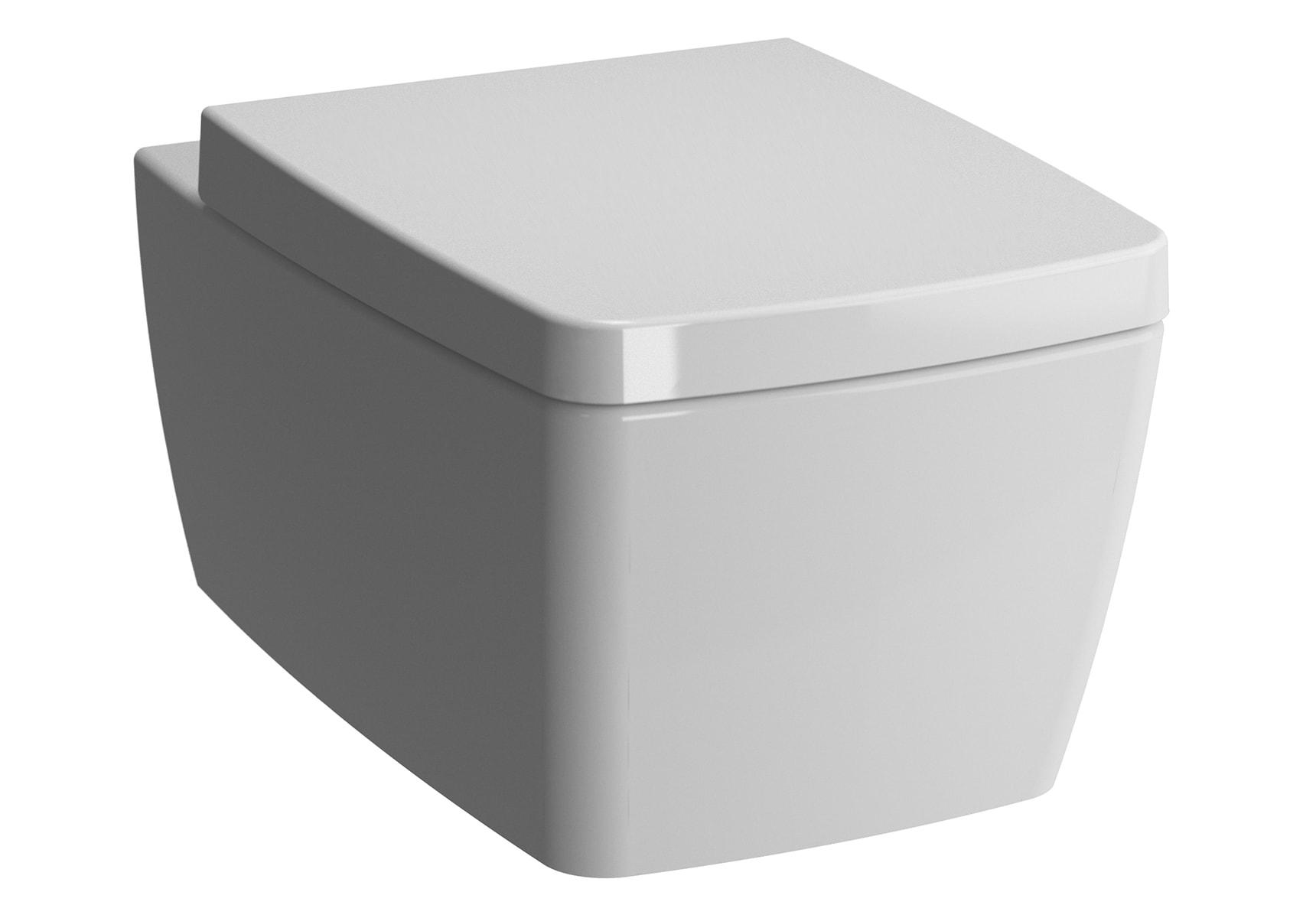 Metropole Rim-Ex Wall-Hung WC Pan, 56cm