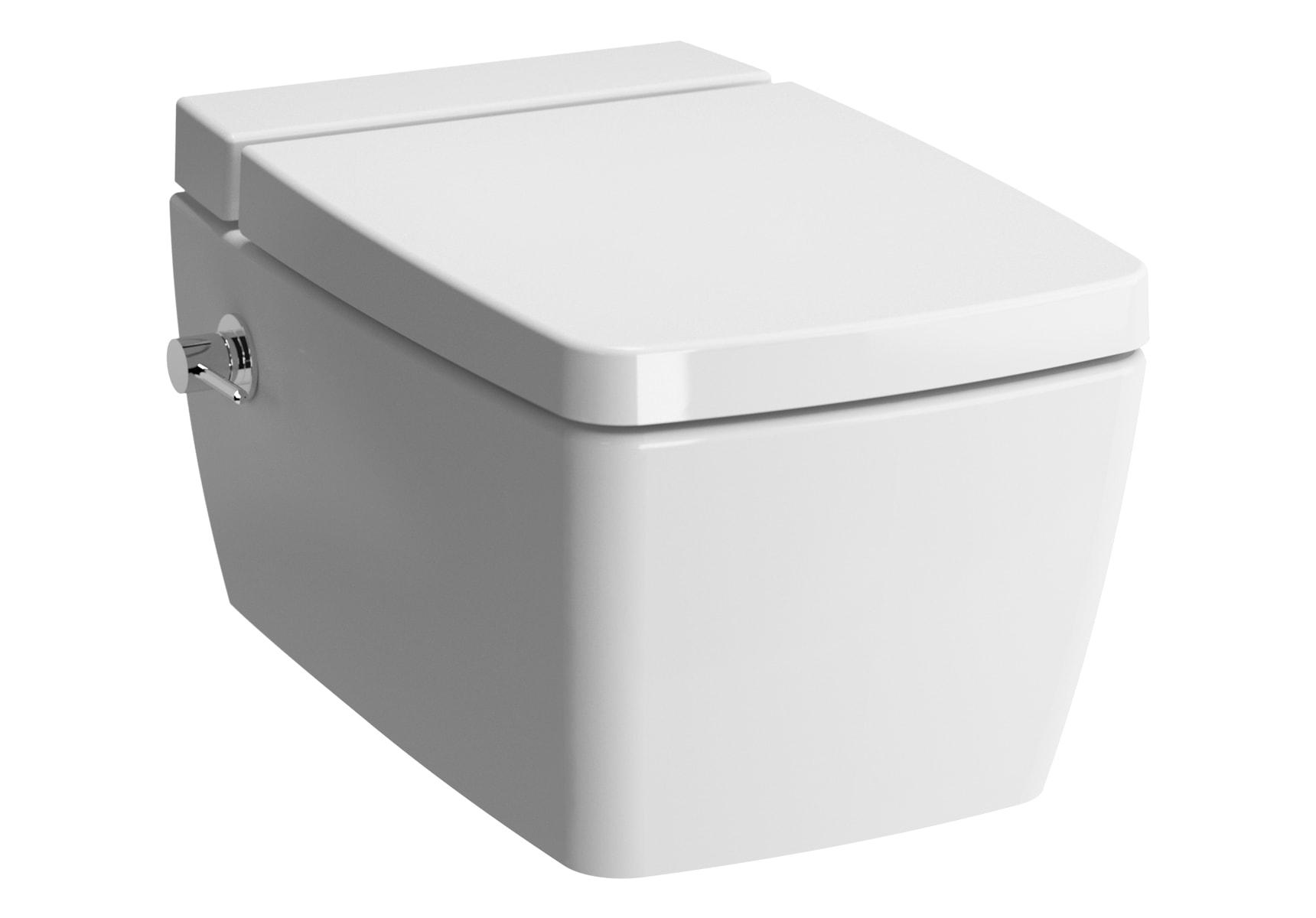 Metropole Rim-Ex Wall-Hung WC Pan