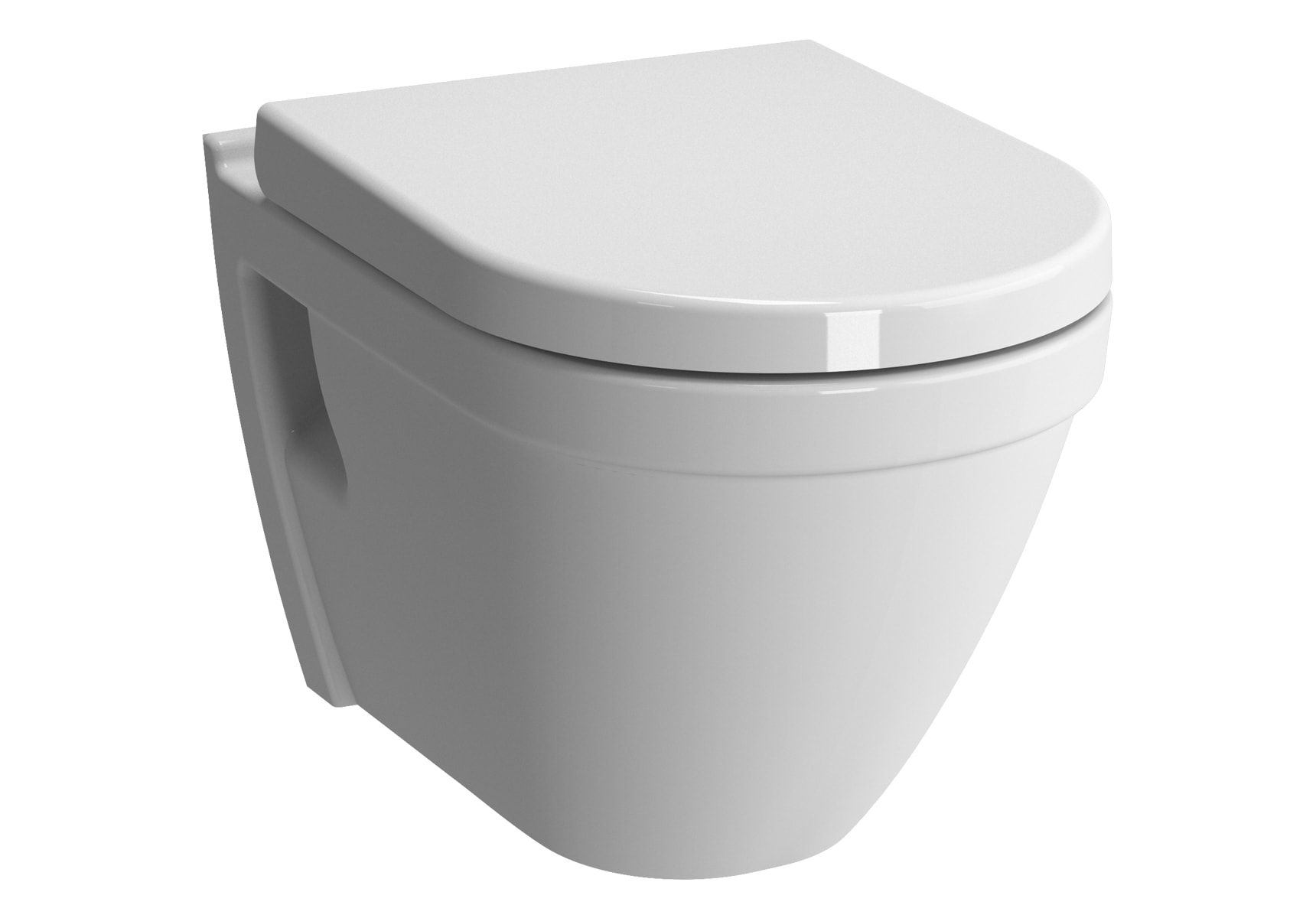 S50 Rim-Ex Wall-Hung WC Pan