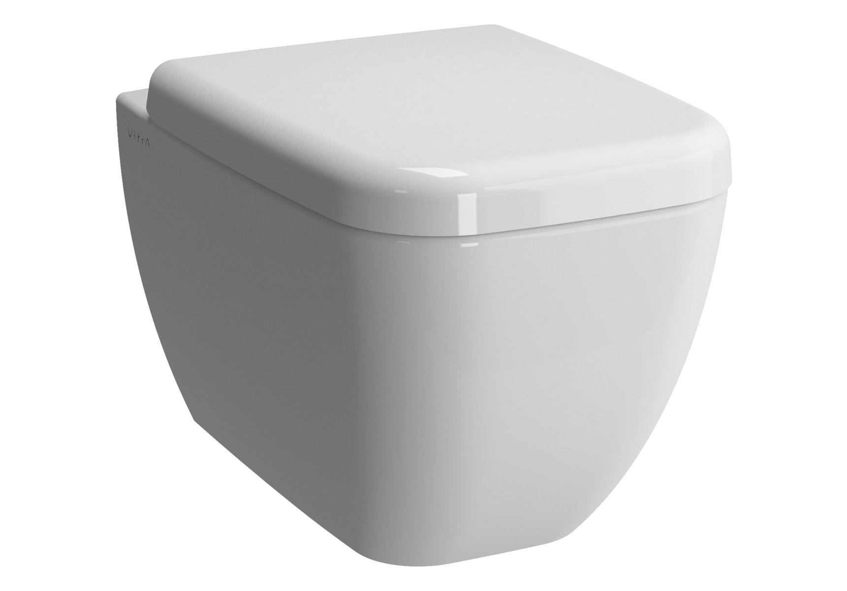 Shift Rim-Ex Wall-Hung WC Pan