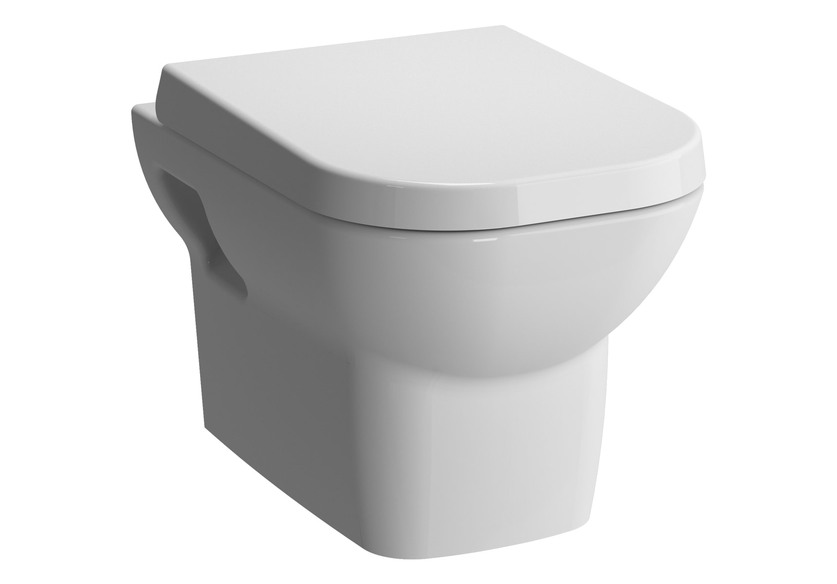 Retro Rim-Ex Wall-Hung WC Pan