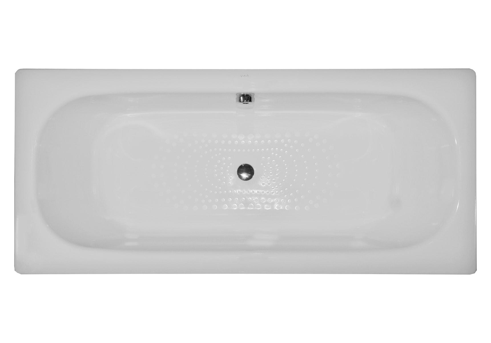 Generic Duo 170x70cm Steel Bathtub, 3.5mm, Sound Proofing Pad