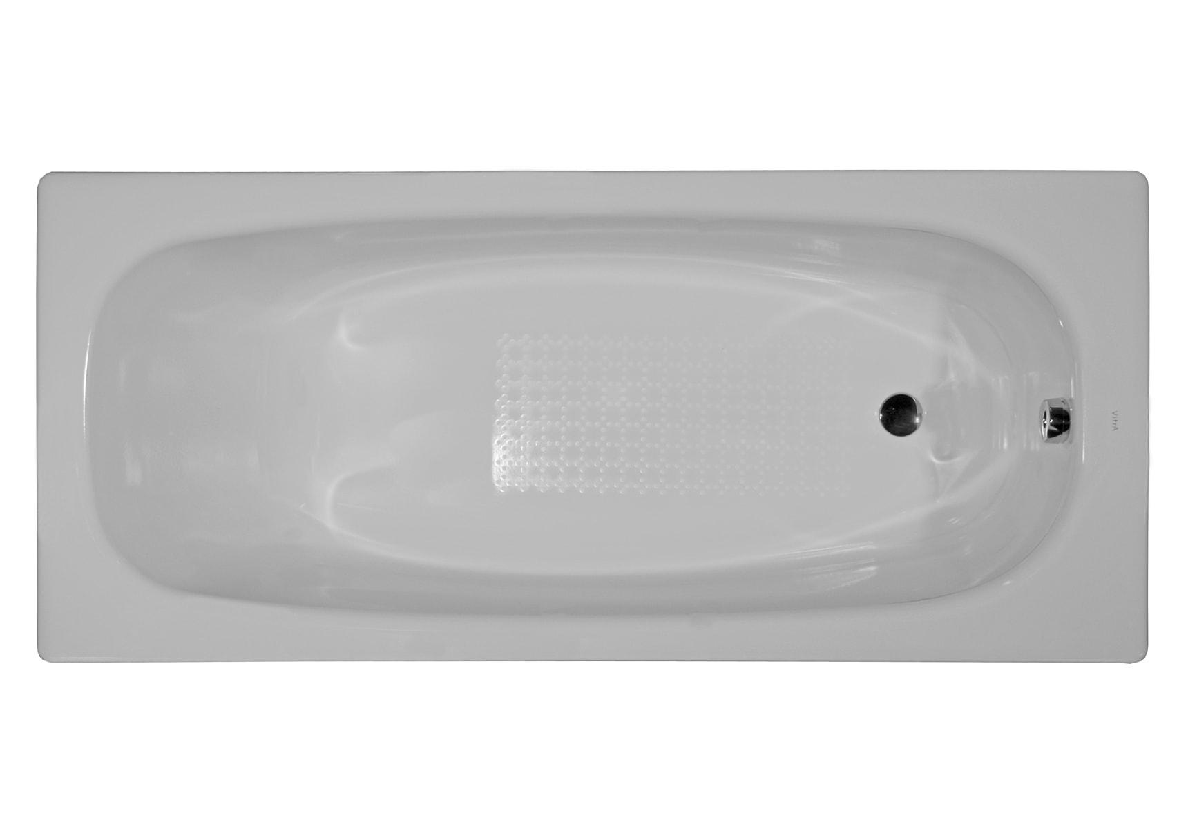 Generic Steel Bathtub, 3.5mm, Sound Proofing Pad