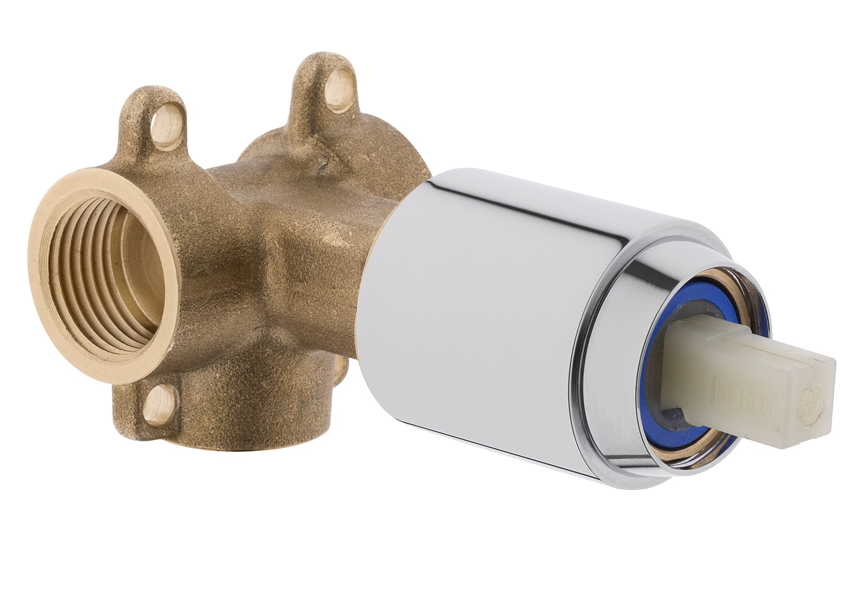 Built-in stop valve mix (concealed part)
