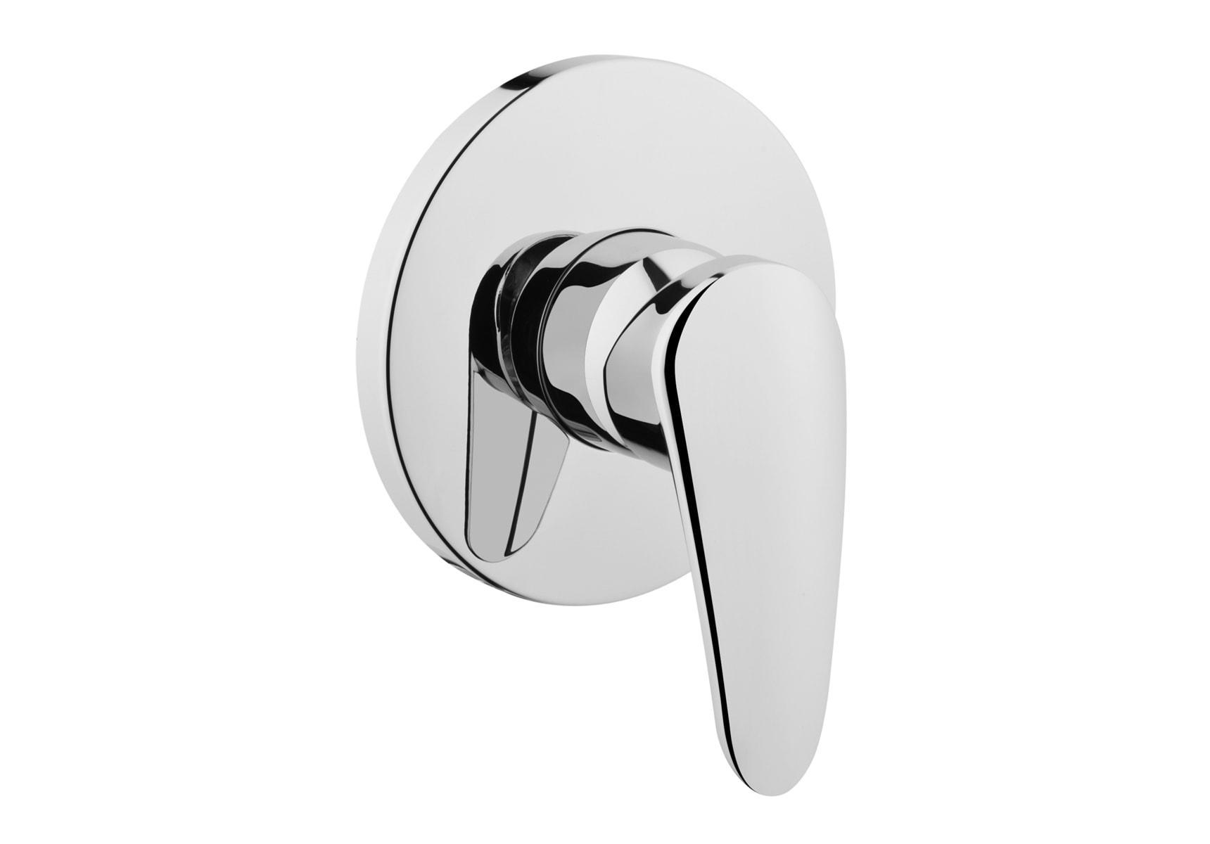 Dynamic S Built-in Bath/Shower Mixer (Exposed Part)