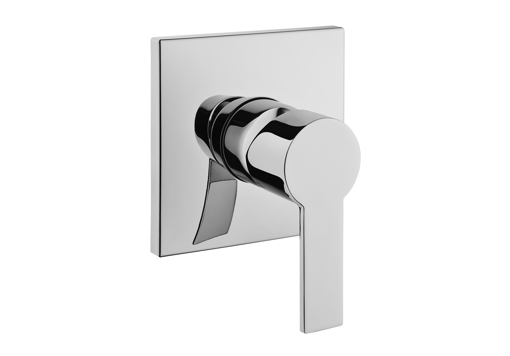 Flo S Built-in Bath/Shower Mixer (Exposed Part)