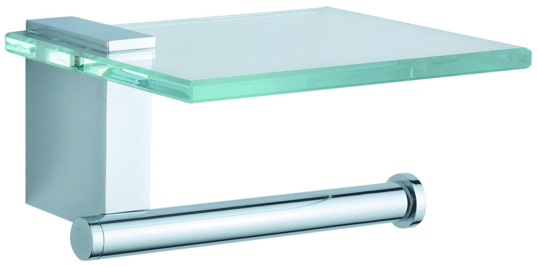 Diagon Shelf + Roll Holder