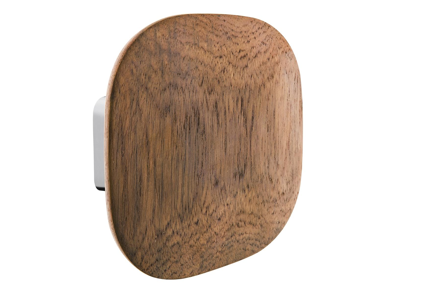Eternity Large Bathrobe Holder (Square – Wooden)