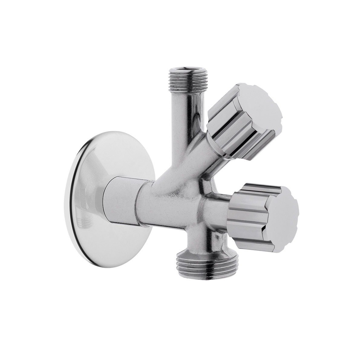 Interval tap with filter double water inlet – laundry tap