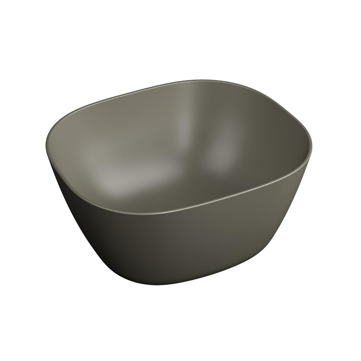 Plural Square High Bowl